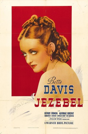 Jezebel - Movie Poster (thumbnail)