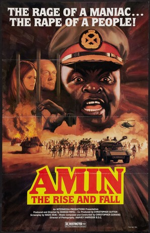 Rise and Fall of Idi Amin - Movie Poster (thumbnail)