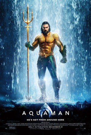 Aquaman - Movie Poster (thumbnail)