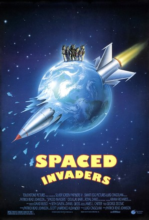Spaced Invaders - Movie Poster (thumbnail)