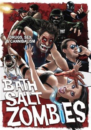 Bath Salt Zombies - DVD cover (thumbnail)