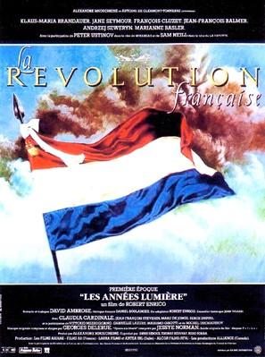 La révolution française - French Movie Poster (thumbnail)