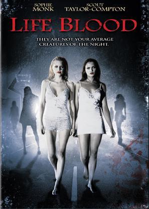 Life Blood - DVD cover (thumbnail)