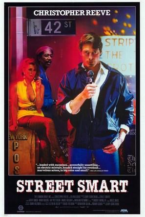Street Smart - Movie Poster (thumbnail)