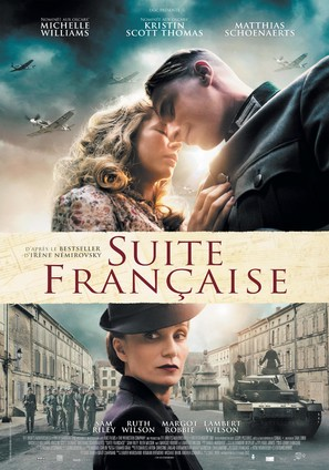 Suite Française - French Movie Poster (thumbnail)