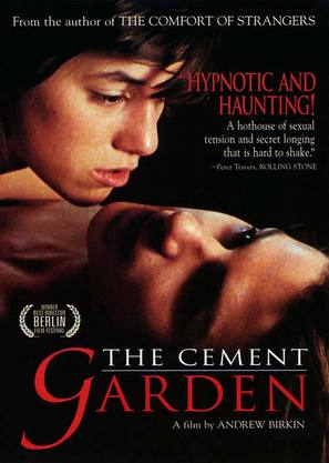 The Cement Garden - Movie Cover (thumbnail)