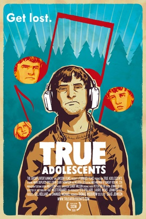 True Adolescents - Movie Poster (thumbnail)