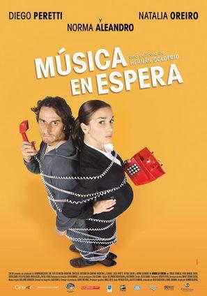 Música en espera - Argentinian Movie Poster (thumbnail)