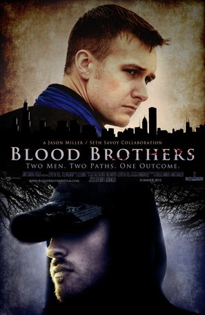 Blood Brothers - Movie Poster (thumbnail)