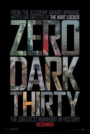 Zero Dark Thirty - Movie Poster (thumbnail)