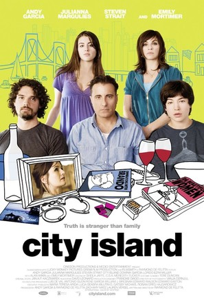 City Island - British Movie Poster (thumbnail)