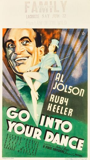 Go Into Your Dance - Movie Poster (thumbnail)