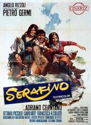 Serafino - Italian Movie Poster (thumbnail)