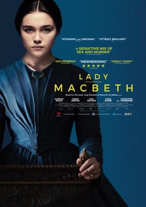 Lady Macbeth - Dutch Movie Poster (thumbnail)