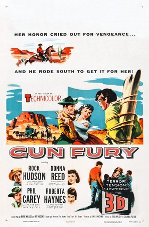 Gun Fury - Movie Poster (thumbnail)