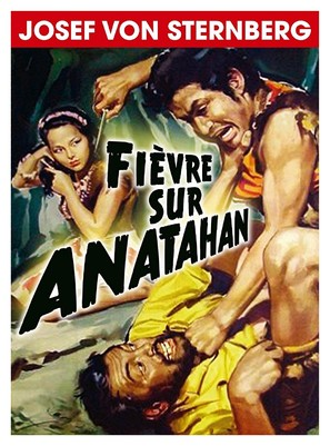 Anatahan - French Movie Poster (thumbnail)