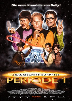 (T)Raumschiff Surprise - Periode 1 - German Movie Poster (thumbnail)