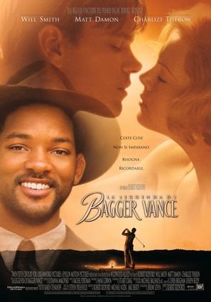 The Legend Of Bagger Vance - Italian Movie Poster (thumbnail)