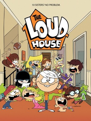 """""""The Loud House"""" - Movie Poster (thumbnail)"""