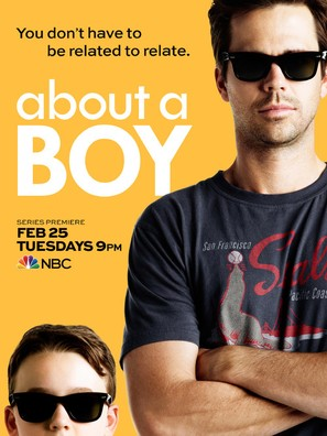 """""""About a Boy"""" - Movie Poster (thumbnail)"""