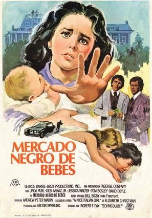 Black Market Baby - Spanish Movie Poster (thumbnail)