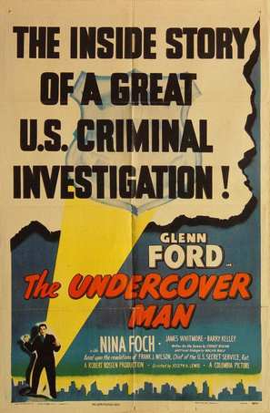 The Undercover Man - Movie Poster (thumbnail)