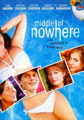 Middle of Nowhere - DVD movie cover (thumbnail)