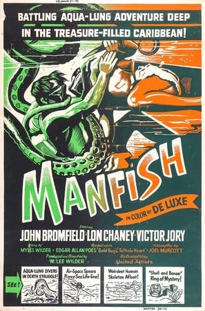 Manfish - Movie Poster (thumbnail)