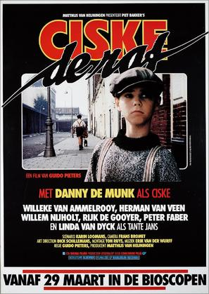Ciske de Rat - Dutch Movie Poster (thumbnail)