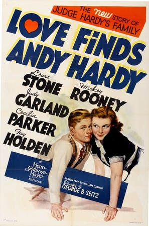 Love Finds Andy Hardy - Movie Poster (thumbnail)