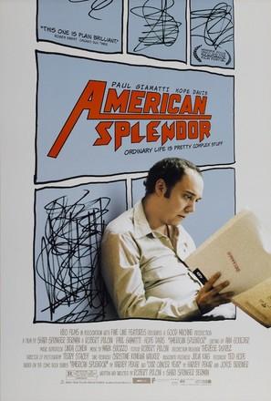 American Splendor - Movie Poster (thumbnail)