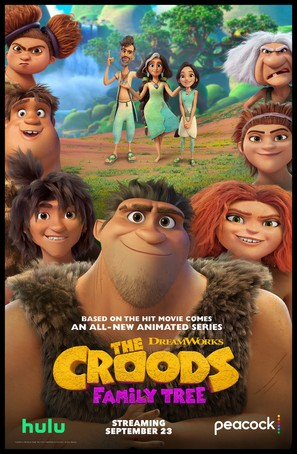 """""""The Croods: Family Tree"""" - Movie Poster (thumbnail)"""