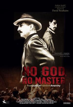 No God, No Master - Movie Poster (thumbnail)