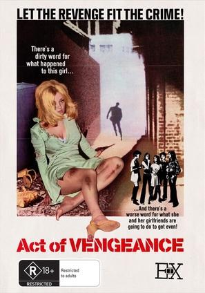 Act of Vengeance - Australian Movie Cover (thumbnail)