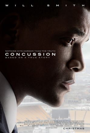 Concussion - Movie Poster (thumbnail)