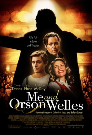 Me and Orson Welles - Movie Poster (thumbnail)