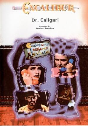 Dr. Caligari - Russian Movie Cover (thumbnail)