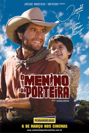 Menino da Porteira, O - Brazilian Movie Poster (thumbnail)