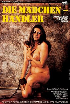 Die Mädchenhändler - German Movie Poster (thumbnail)