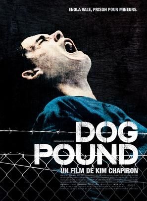 Dog Pound - French Movie Poster (thumbnail)
