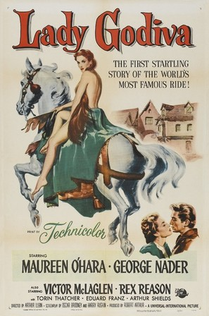 Lady Godiva of Coventry - Movie Poster (thumbnail)