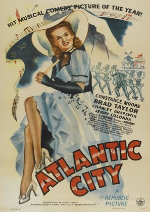 Atlantic City - Movie Poster (thumbnail)