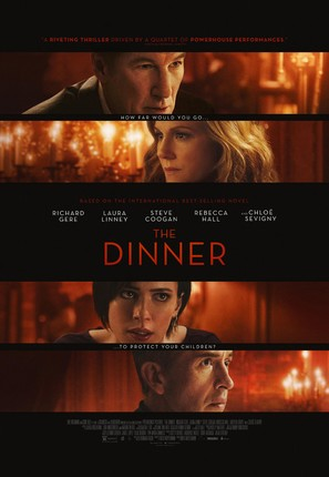 The Dinner - Movie Poster (thumbnail)