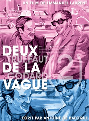 Deux de la Vague - French Movie Poster (thumbnail)