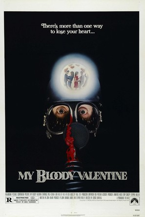 My Bloody Valentine - Theatrical movie poster (thumbnail)