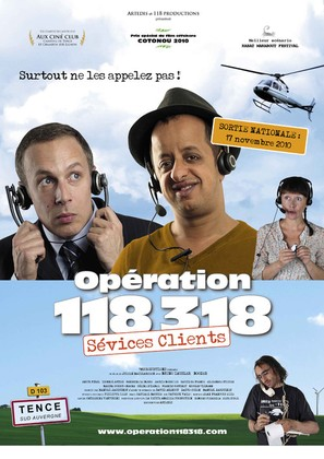 Opération 118 318 sévices clients - French Movie Poster (thumbnail)