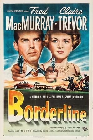 Borderline - Movie Poster (thumbnail)