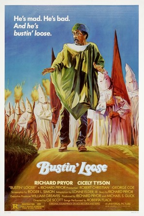 Bustin' Loose - Movie Poster (thumbnail)