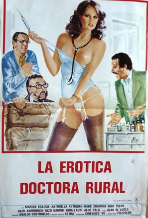 La dottoressa di campagna - Spanish Movie Poster (thumbnail)