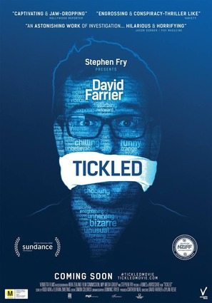 Tickled - New Zealand Movie Poster (thumbnail)